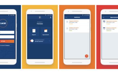 App Sacel per il servizio di assistenza clienti