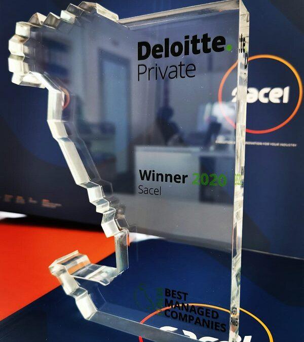 """Sacel vince la terza edizione del """"Best Managed Companies"""" di Deloitte"""