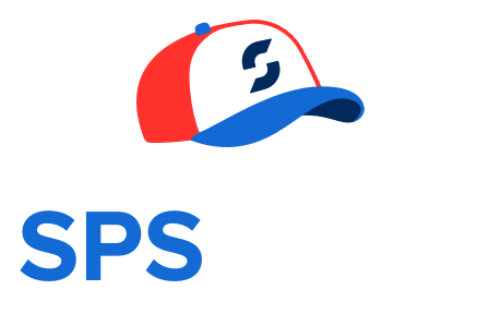 spsoutlet logo con testo resized bianco