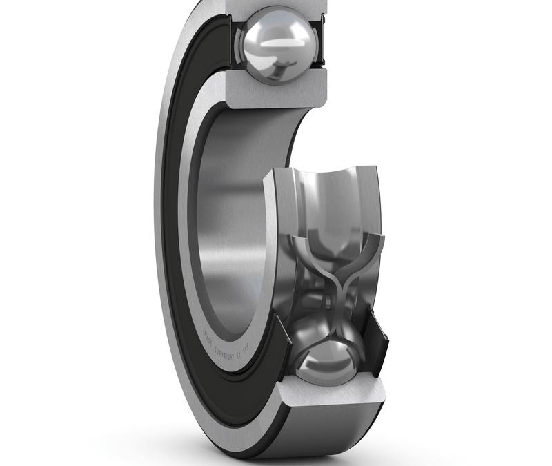 Cuscinetti radiali a sfere SFK 628/8-2RS1